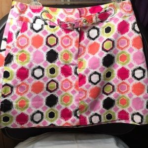 Golf skort Bamboo Traders size 6P